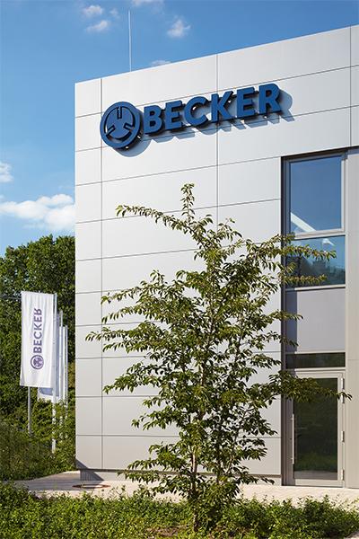 Becker Workcafe, Wuppertal